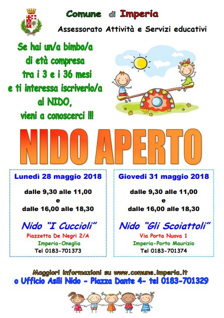 open day asili nido