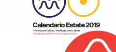 Calendario eventi estate 2019